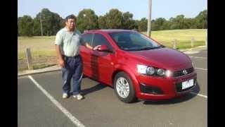 2013 Holden Barina CD