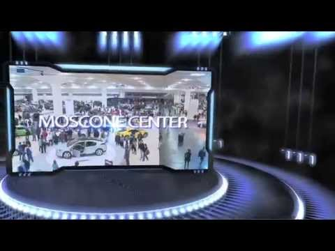 San Francisco Chronicle 57th Annual International Auto Show Opens Today!