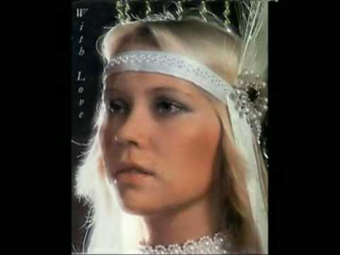 Agnetha Faltskog - If I Thought Youd Ever Change Your Mind