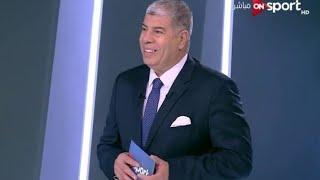 صانع الالعاب الفلسطيني محمود السلمى يعلن انتقاله رسميا للاهلى و تصريحات تاريخية هنحقق افريقيا #شوبير