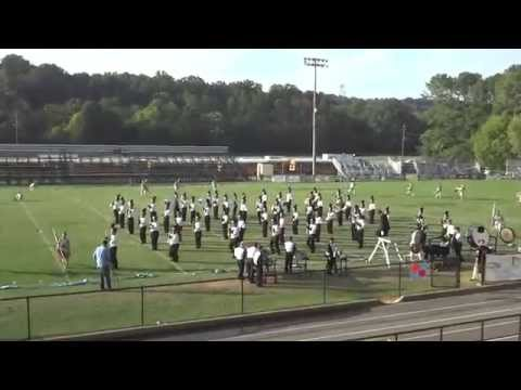 Corner High School Marching Band~Pinson Valley