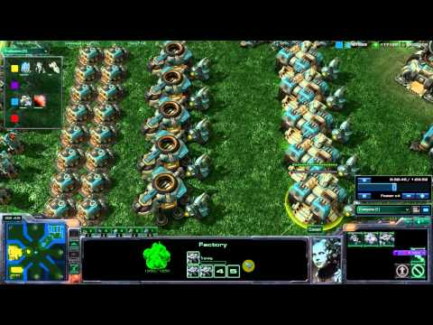 SC 2 Breaking a Terran - Fastest map possible