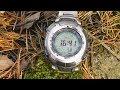 Часы Casio ProTrek 110T спустя год