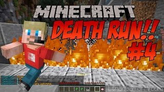 Ethan plays Minecraft Deathrun (#4) | Kid-friendly Video