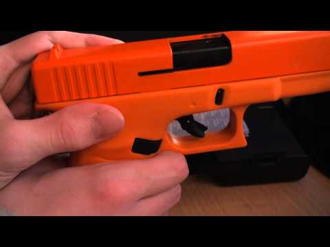 Glock 17 Blank Gun UK Review Full HD