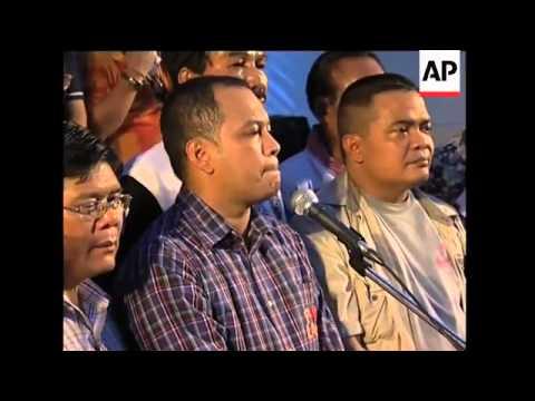 Thai protesters 'accept' Nov 14 elex but set new demands for govt