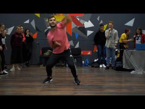 ETO DANCEHALL 2.0 ||| Ilya FootOnFaya Judge Showcase