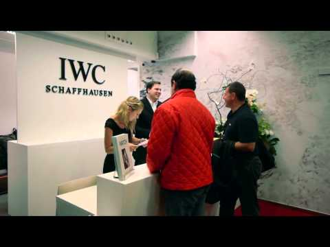 Lounge Party IWC Portuguese Yacht Club Chronograph Edition Volvo Ocean Race 2011/2012