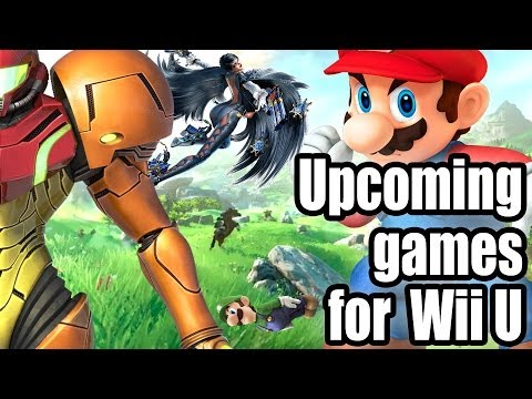 Top 5 - Upcoming Wii U exclusive games - 2014 / 2015