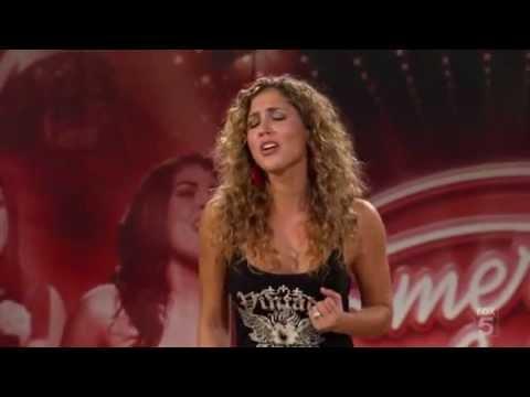 Ilsy Lorena Pinot - Audition