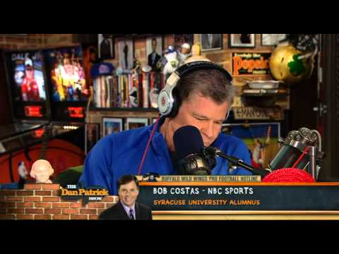 Bob Costas on The Dan Patrick Show 12/4/12