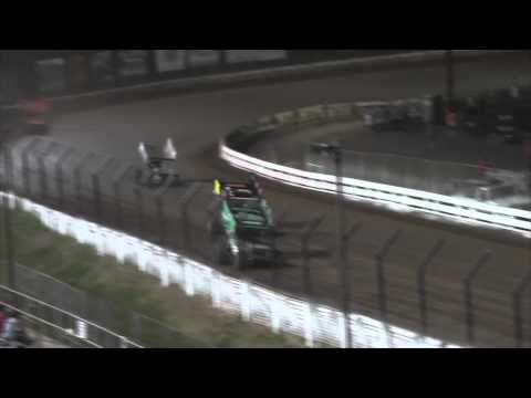 Williams Grove 410 and 358 Sprint Car Highlights 7-25-14