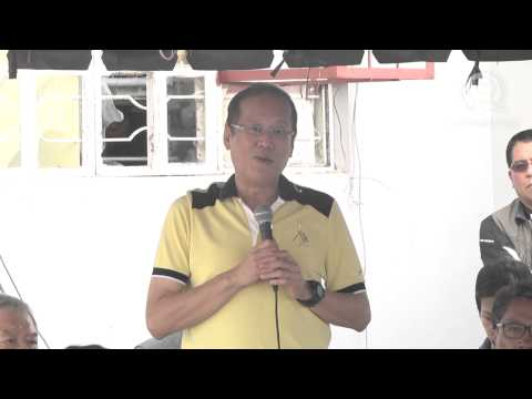 Aquino: Funds for recovery may come from Malampaya fund