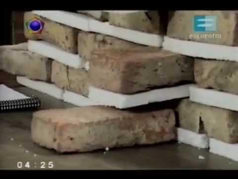 Curso de Albañileria - 03 - Trabas de ladrillos
