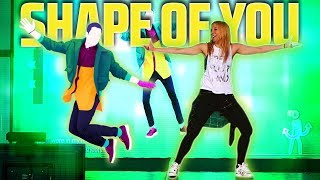 "Download Lagu Just Dance 2018 ""SHAPE OF YOU"" Ed Sheeran 