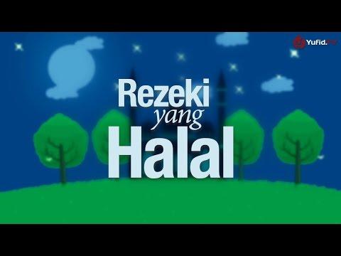 Motion Graphic: Rezeki Yang Halal - Ustadz Dr. Syafiq Riza Basalamah, MA.