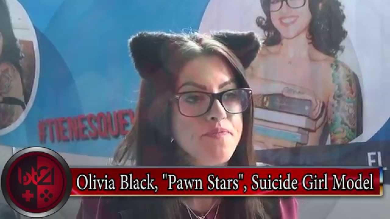 Olivia Black Pawn Star...