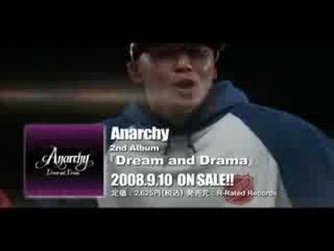 Anarchy - Dream and Drama CM [(c)R-Rated Records 2008]