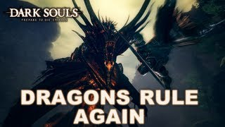 Dark Souls_ Prepare To Die Edition - PC / X360 / PS3 - Dragons rule again