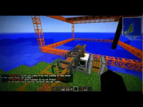 Minecraft 1.7 Server