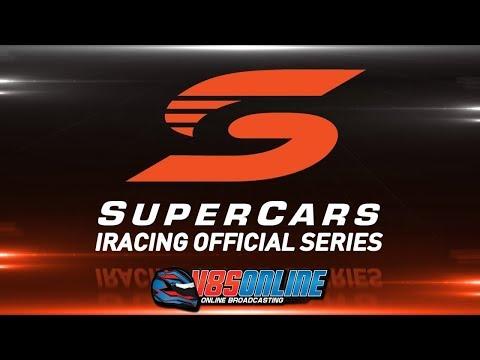 iRacing Official V8 Supercar Series | Round 9 | Daytona