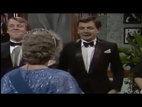 Mr Bean - Meeting Royalty -- Mr. Bean trifft die Queen
