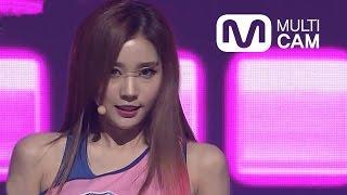 [Fancam] Yooyoung of Hellovenus(헬로비너스 유영) Wiggle Wiggle(위글위글) @M COUNTDOWN_150129