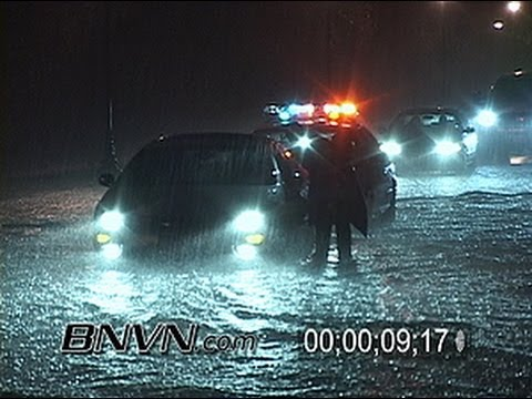 10/4/2005 Severe Flooding in Burnsville, MN along Burnsville Parkway