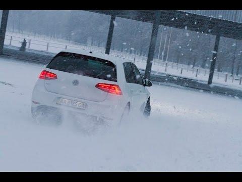 Тест-драйв VW Golf GTI VII