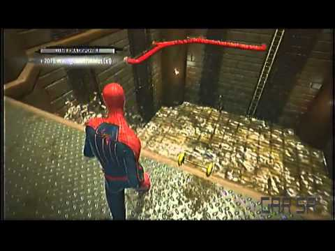 The Amazing Spider Man parte 4 (1/2) español (GAMEPLAY) (GAR SR)