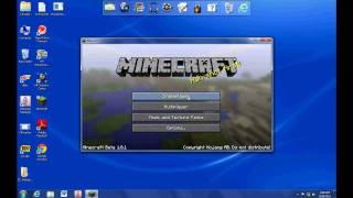 Minecraft: How to install Too Many Items Mod on v.1.2.5
