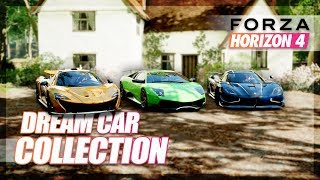 Forza Horizon 4 - Our Dream Car Collections!