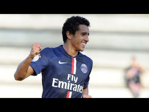 Marquinhos ● PSG ● Goals, Skills & Defender Skills 2015 HD