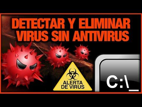 Como Detectar y Eliminar Virus o Malware Sin Antivirus 2016