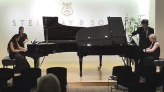Akina Yura Maria Sumareva Vladimir Beleaev 34 Dies Irae 34 For 2 Pianos