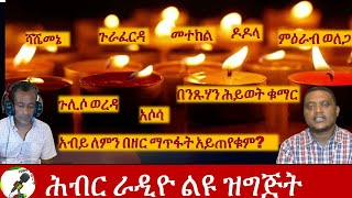 በአማራው ላይ ለተፈጸመው የዘር ጭፍጨፋ ማነው ተጠያቂው? Hiber Radio Discussion Nov 2  2020 ሕብር ልዩ ውይይት Ethiopia
