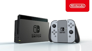 Nintendo Switch 紹介映像