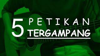 Download Lagu 5 Petikan GAMPANG BANGET & Harus Tahu Gratis STAFABAND