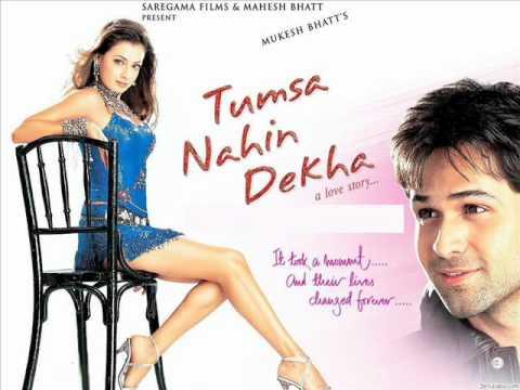 Tumsa Nahi Dekha - mujhe tumse mohhabat hai remix