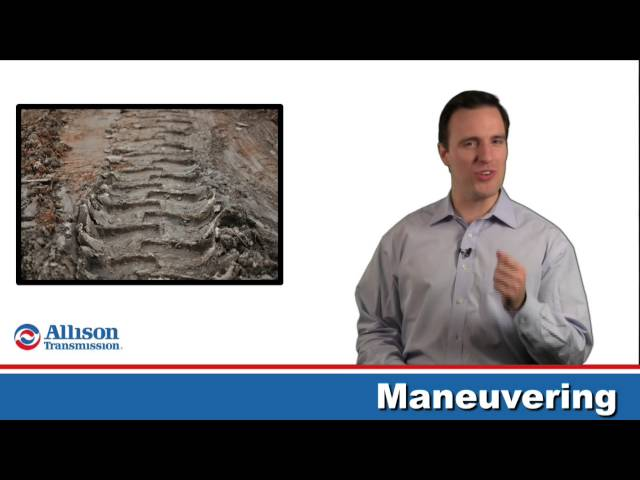 Allison Transmission Construction Video 2014