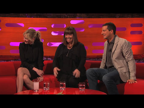 Dawn French Does The Spiderman Kiss - The Graham Norton Show