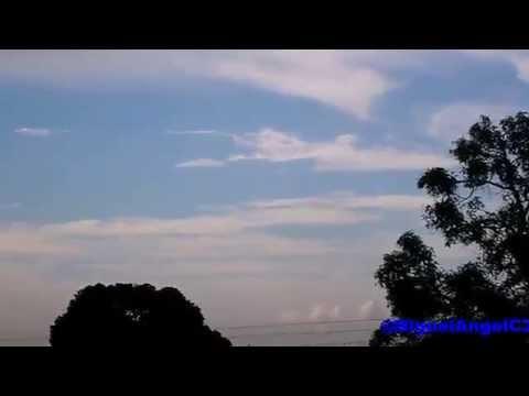 Beechcraft 1900D YV2861 de PDVSA despegue y ascenso del Aeropuerto de San Tomé Venezuela