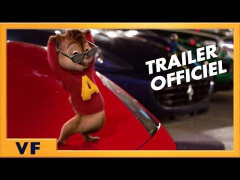 Alvin et Les Chipmunks : À fond la caisse - Bande annonce [Officielle] VF HD