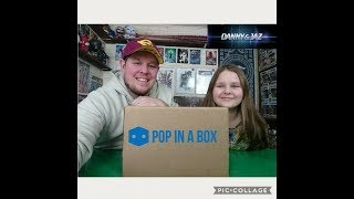 Pop in a Box Unboxing March 2018   Funko Pop Subscription UK   PIAB
