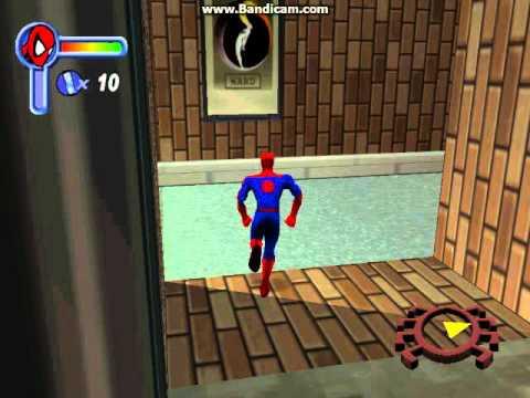 El hombre araña video juego-parte 3