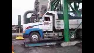 Asphalt Trucks on the Move