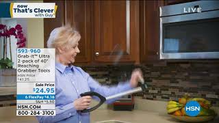 HSN | Now That's Clever! with Guy 04.04.2020 - 08 AM