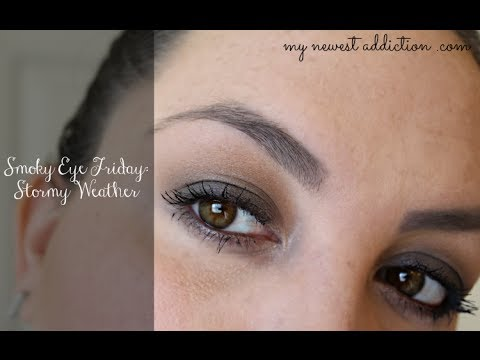 Smoky Eye Friday: Paul & Joe Stormy Weather Trio