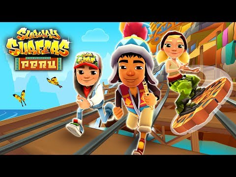 🇵🇪 Subway Surfers World Tour 2017 - Peru (Official Trailer)