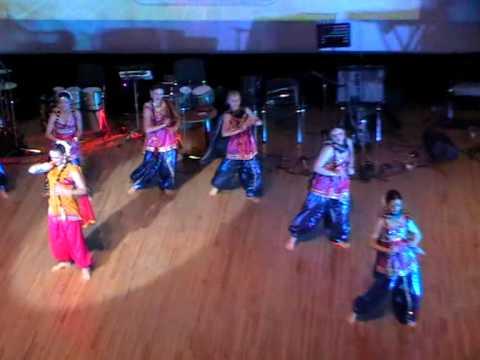 Bihar Diwas 2012 Moscow - Pal Pal Na Mane Tinku Jiya By Tarang Moscow video